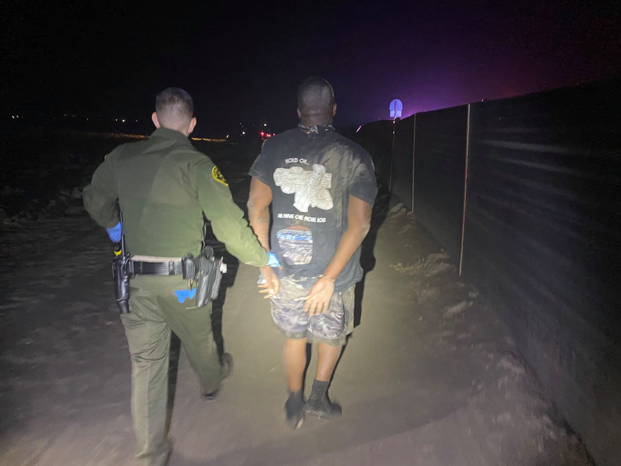Monterey County Sheriff arrest suspect who stole car in Castroville