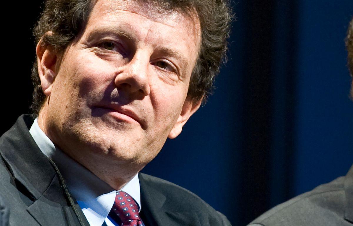 <i>Katherine Frey/The Washington Post/Getty Images</i><br/>Nicholas Kristof