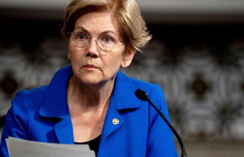 Senator Elizabeth Warren is accelerating her push to break up Amazon