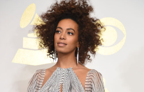 Solange's creative studio Saint Heron recently launched a free library with a focus on rare and out-of-print books by Black authors.