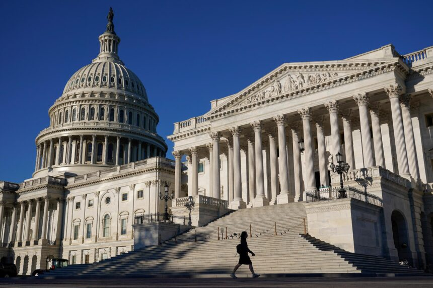 The House of Representatives is expected to vote Tuesday to extend the nation's debt limit through early December after the Senate approved a stopgap measure last week in a bid to avert a catastrophic default and economic disaster.