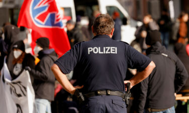 Germany has sent an extra 800 police officers to the border with Poland.