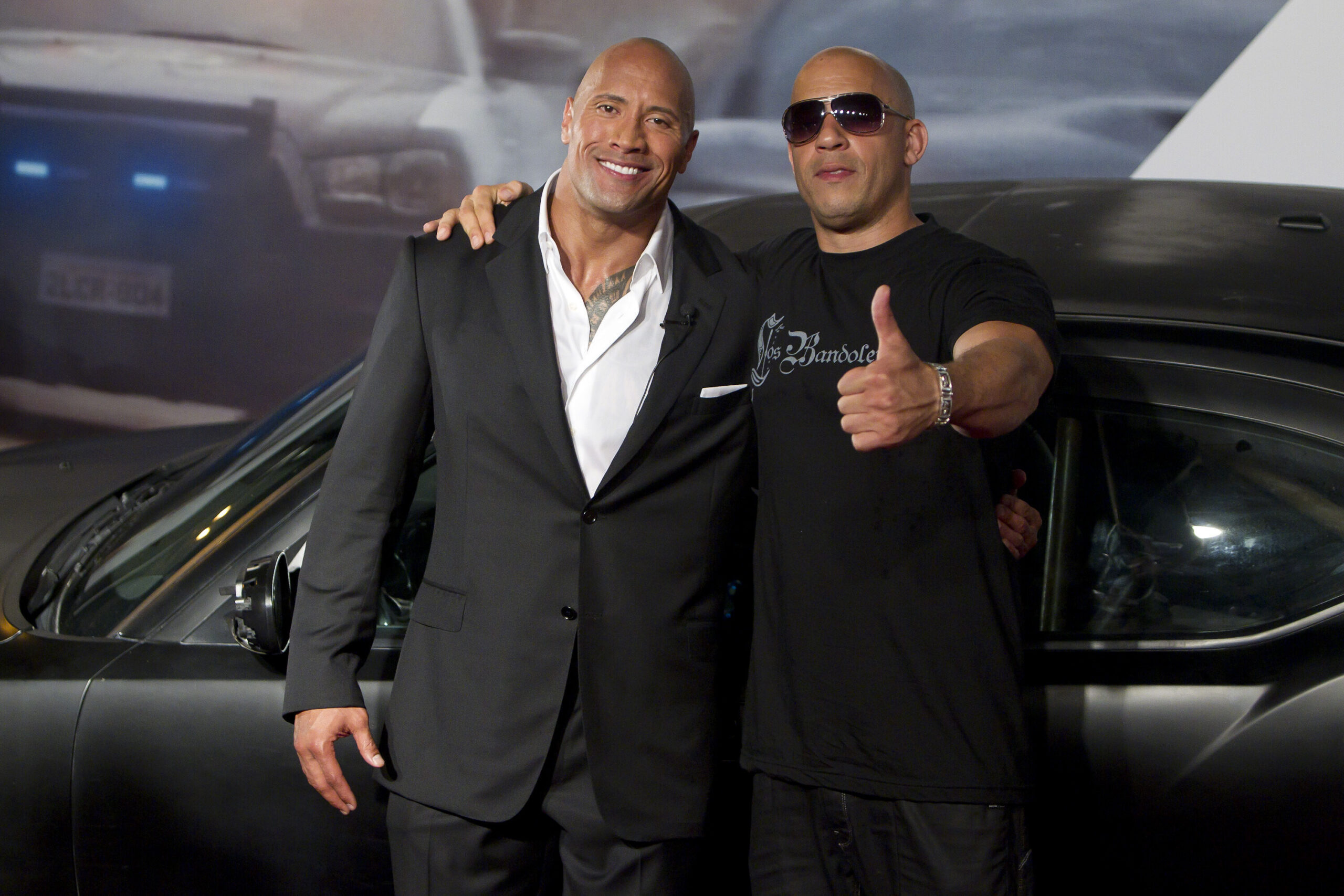 <i>Buda Mendes/LatinContent/Getty Images</i><br/>Vin Diesel may have viewed his highly publicized feud with Dwayne