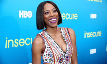 """Actress Yvonne Orji attends a block party celebrating HBO's new season of """"Insecure"""" on July 15"""