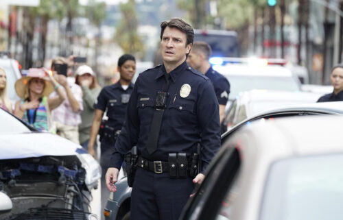 """The showrunner on ABC's """"The Rookie"""