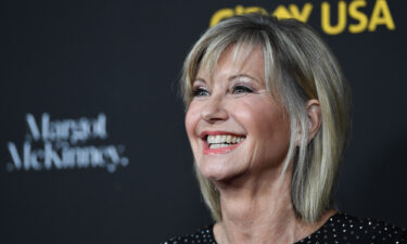 Olivia Newton-John says she has her good days and her bad days as she once again battles cancer. The singer is shown here on January 27