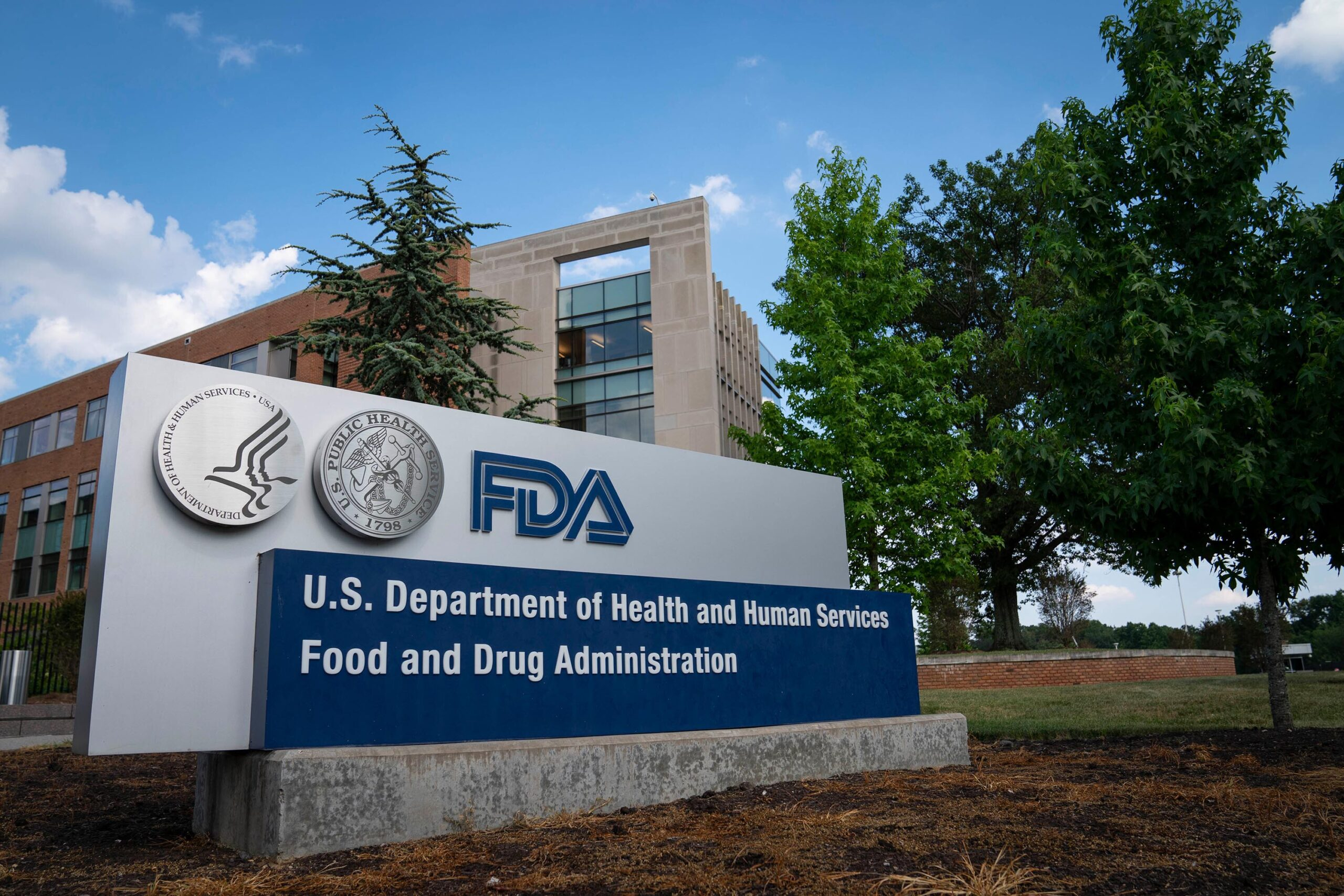 <i>Sarah Silbiger/Getty Images</i><br/>The US Food and Drug Administration said Tuesday it had authorized e-cigarette products for the first time ever