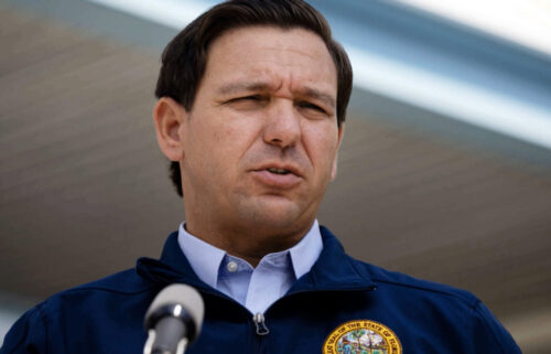 Florida's Gov. Ron DeSantis said he plans to sign legislation during an upcoming special session to award a $5