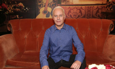 """Actor James Michael Tyler attends the Central Perk Pop-Up Celebrating The 20th Anniversary Of """"Friends"""" on in New York City."""