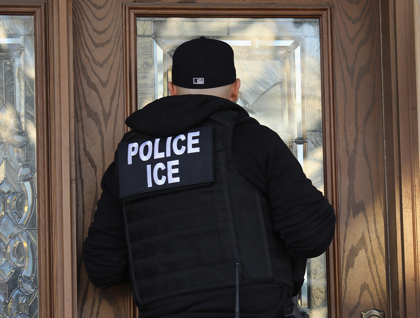 <i>John Moore/Getty Images</i><br/>The Biden administration is ending mass worksite immigration raids and instead focusing on employers who exploit undocumented workers