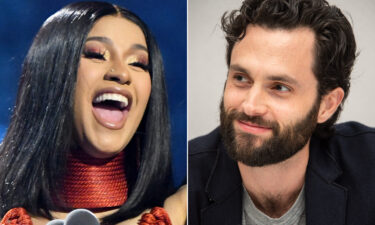 Rapper Cardi B tweeted an old video in which Penn Badgley talks about social media and praises Cardi B for how she uses it